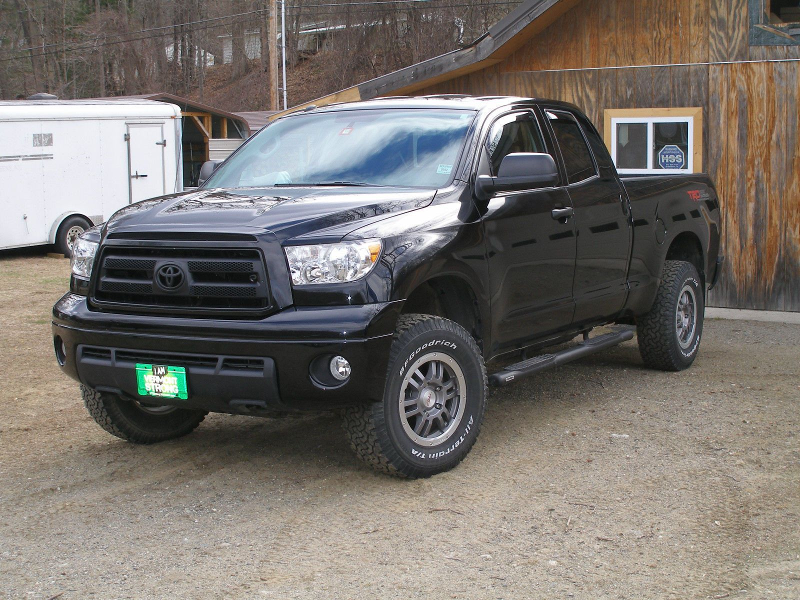 Toyota Tundra Rock Warrior Trucks Pinterest Toyota Tundra