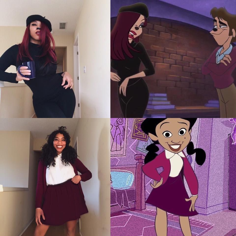 poet girl and penny  Character halloween costumes, Cartoon