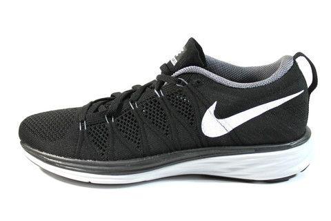 brand new 3fd6d 34a7d Nike Women s Flyknit Lunar 2 Black White Running Shoes 620658 010  Nike   Womens  Flyknit  Lunar  Running  Shoes  Runners  Athletes   Shopsneakerkingdom