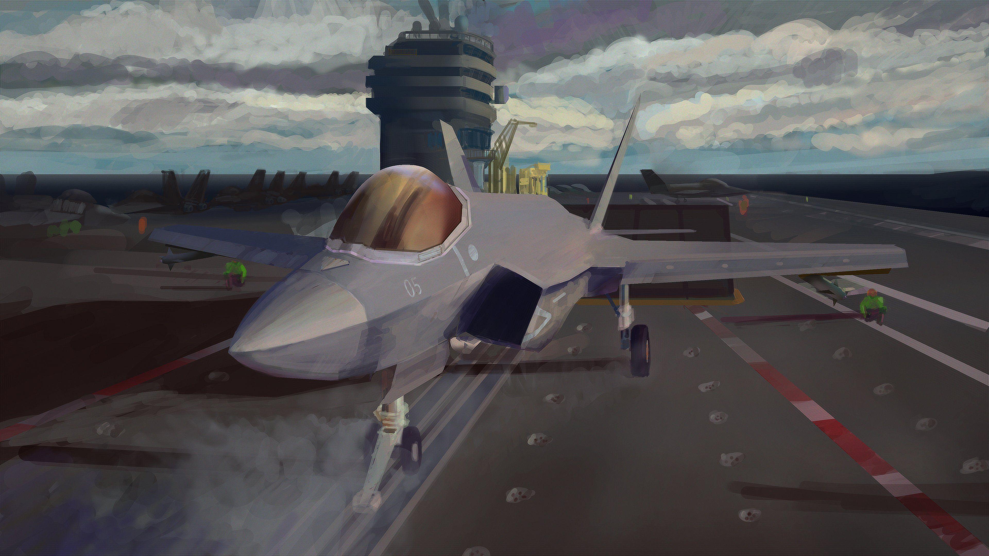 Fighter jet study #digitalart #digitaldrawing #digitalsketch #artists #digitalpainting #digitalillustration #PaintstormStudio #artwork #krita #conceptart #conceptdesign #gameart #plane #rendering #paintstorm