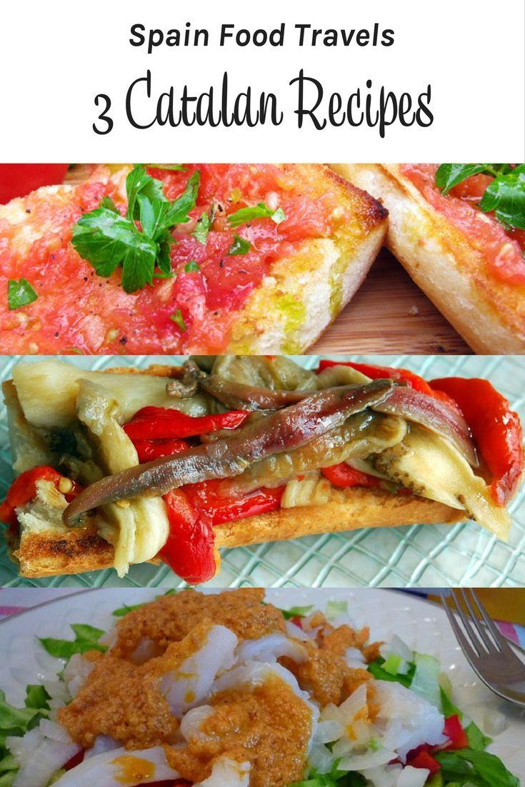 Easy spanish recipes from spain