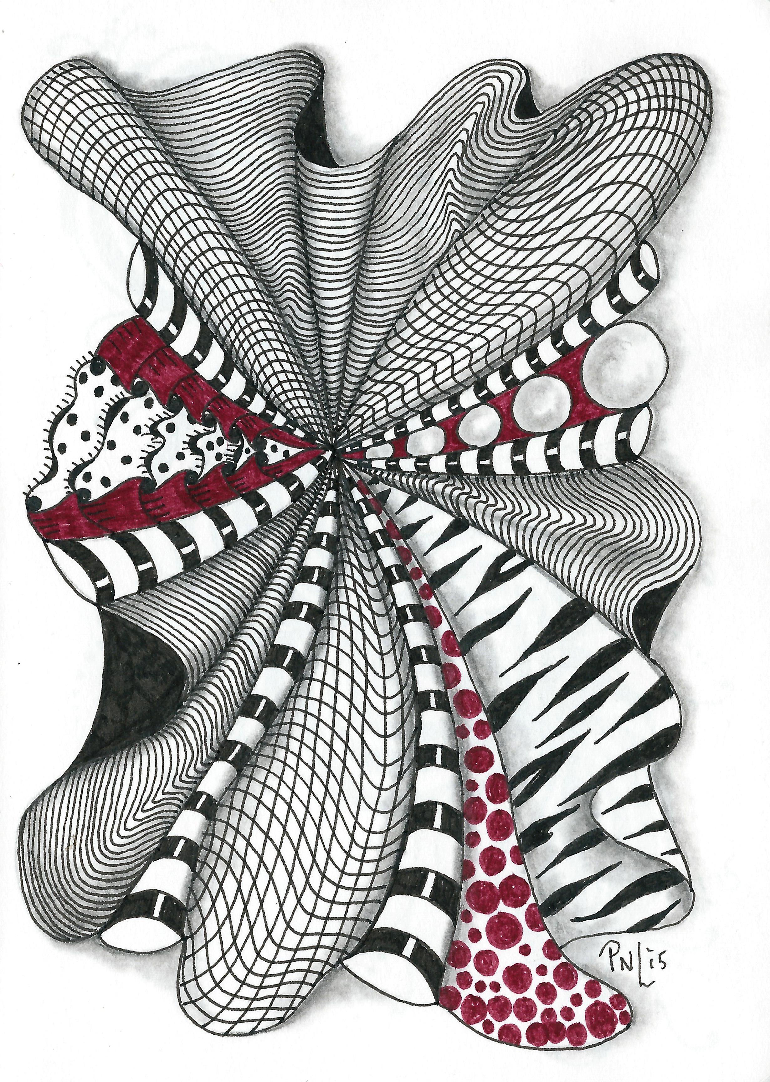 Pin by renča on zentagle barevné pinterest zentangles doodles