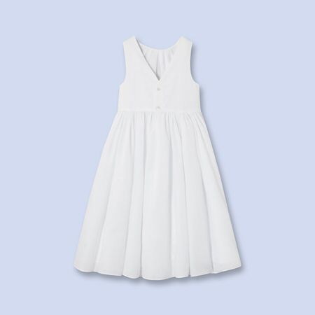b4f6e758d0be Simple dress for flower girls Jacadi | Wedding in 2019 | Boys, girls clothes,  Flower girl dresses, Bridesmaid dresses