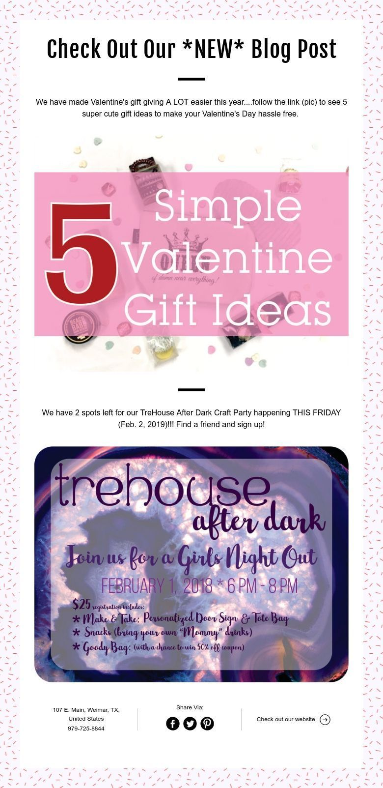 Check Out Our New Blog Post Valentine Gifts Cute Gifts Craft Party