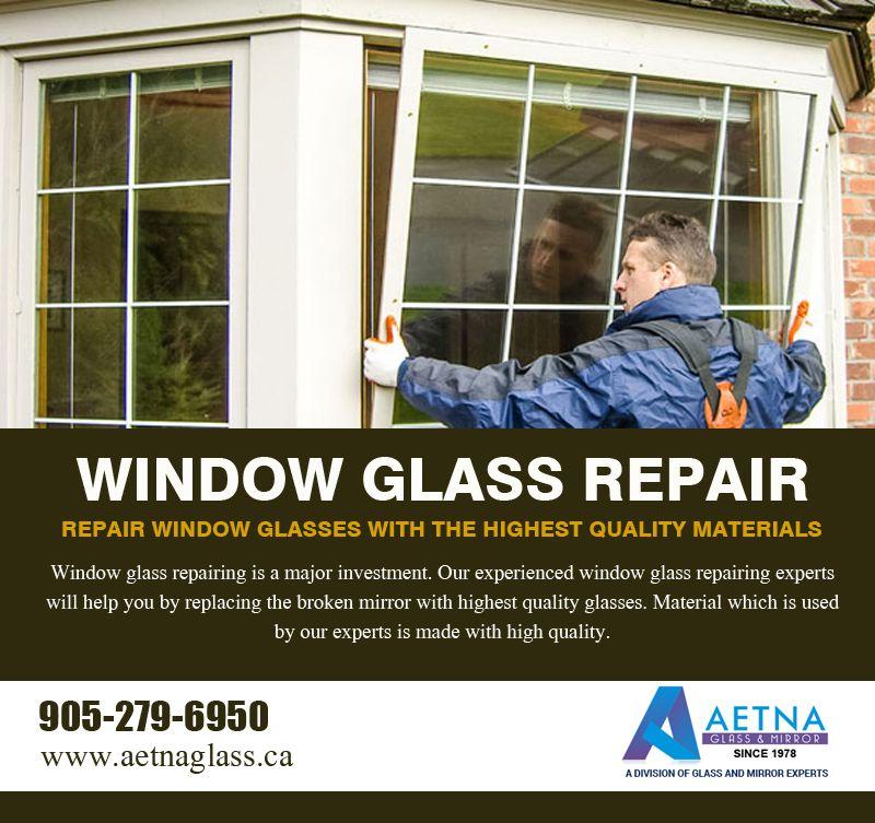 Get Local Contractor to window glassrepair in