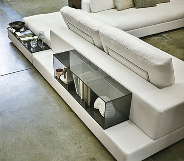 modernes ecksofa set wei stauraum aufbewahrung plat living room pinterest sofa m bel und. Black Bedroom Furniture Sets. Home Design Ideas
