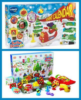 7 Fun Toy Advent Calendars For Kids Toy Advent Calendar Kids