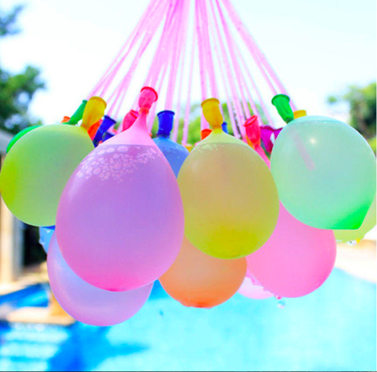 Pin On Water Balloons