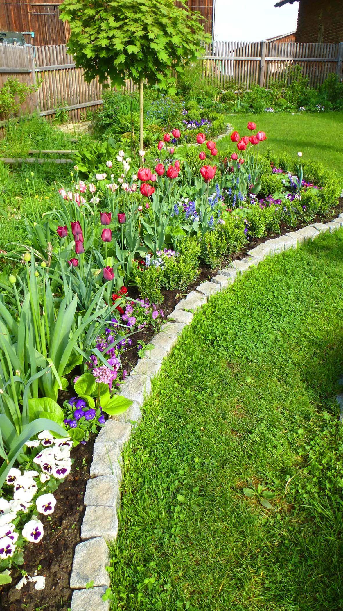 Spring Garden Yard Ideas Backyard Landscaping Backyard 400 x 300