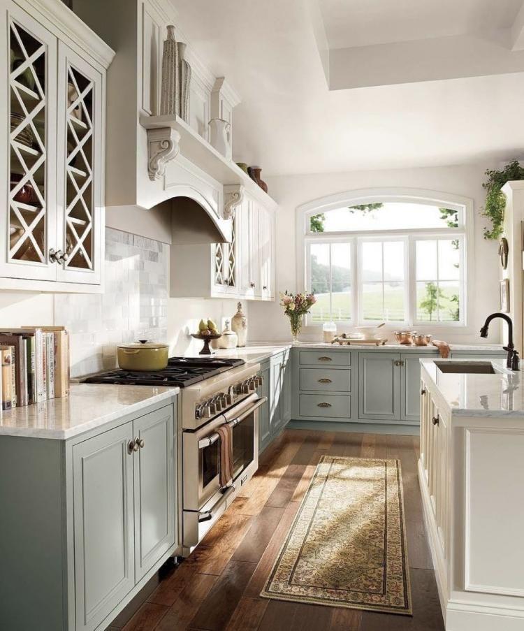 Gorgeous Kitchen Designs: Gorgeous French Country Kitchen Design Ideas