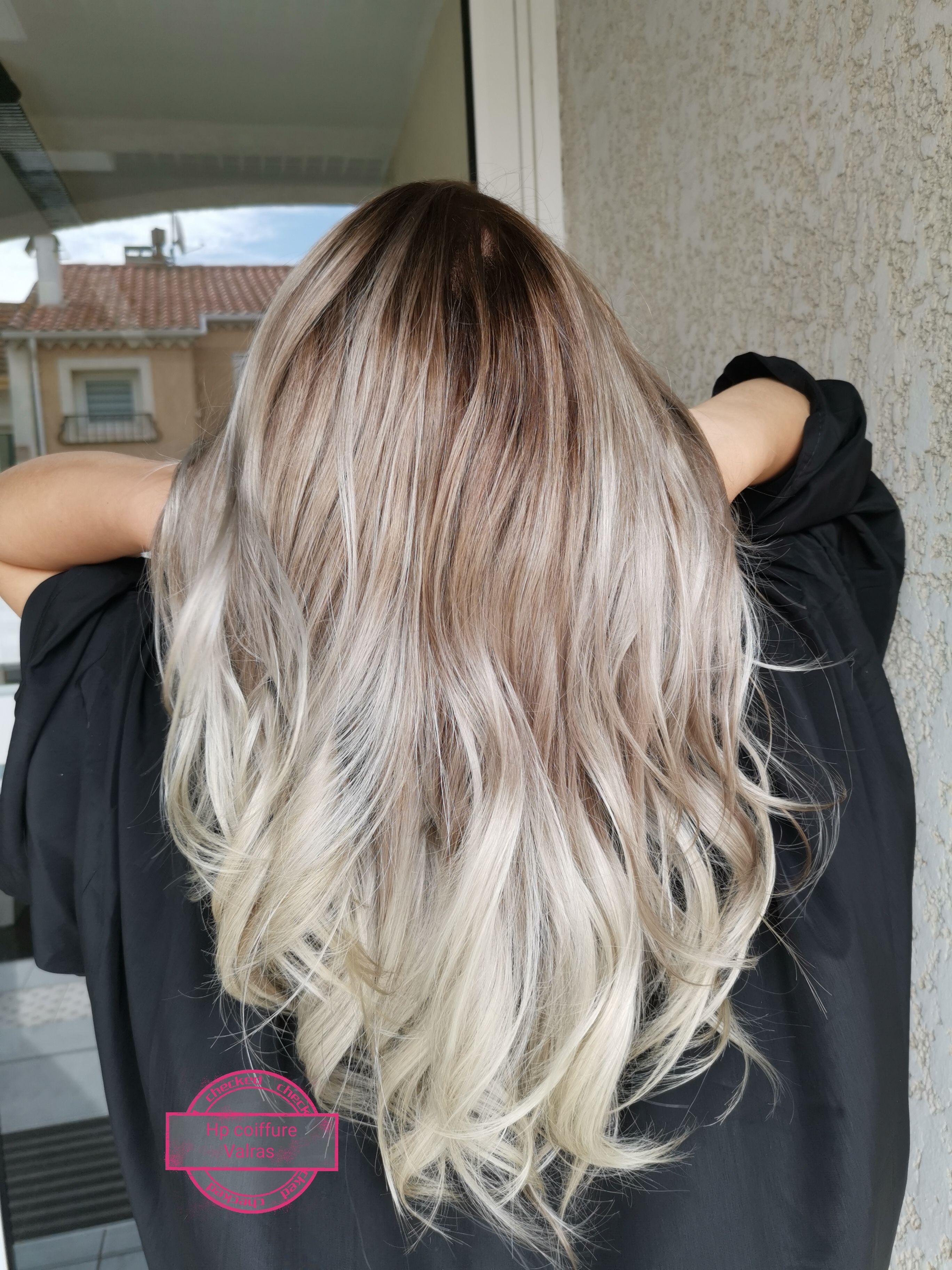 Epingle Sur Color Hair By Hpcoiffurevalras
