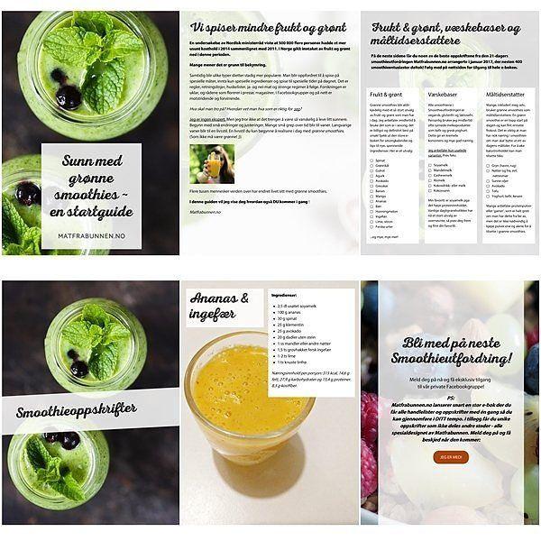 SISTE SJANSE I DAG!! Last ned e-boken Sunn med grønne #smoothies før den blir å koste 129,- (da med flere oppskrifter). #matfrabunnen Passord fås på e-post! 😄🌱