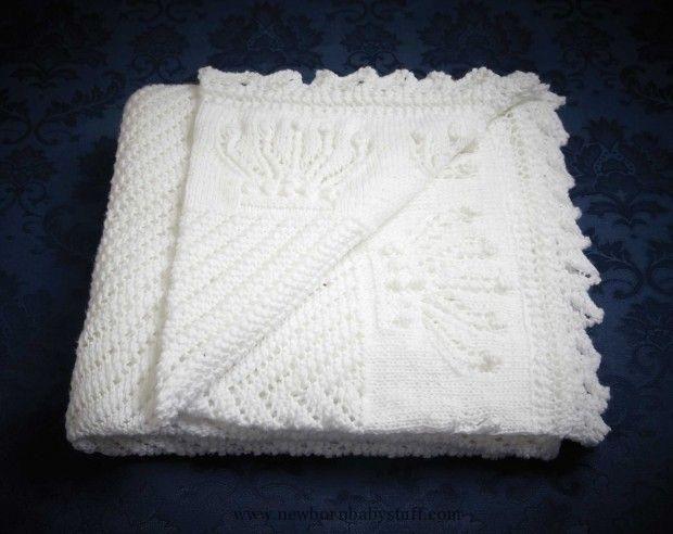 e5b6cc823802 Baby Knitting Patterns Free royal baby blanket knitting pattern from ...