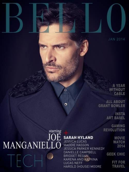 Bello Magazine [United States] (1 January 2014) Joe Manganiello