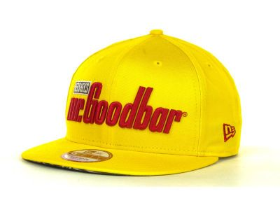 competitive price f1e0b eb190 Mr. Goodbar Candy Wrapper Snapback 9FIFTY Caps Hats