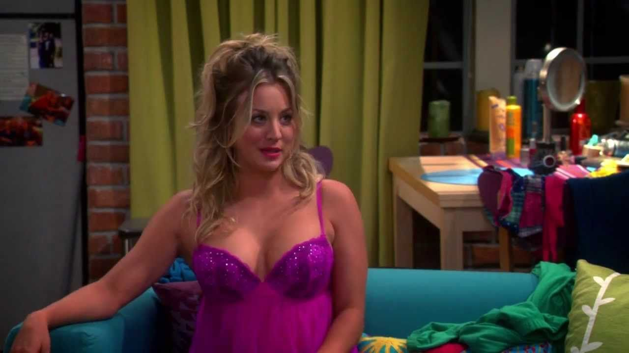 Sexy penny from big bang theory