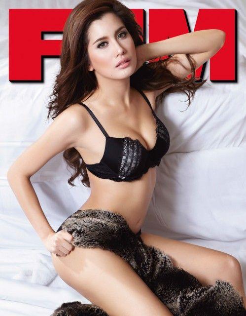 thai sexy women: Praya Poo Lundberg