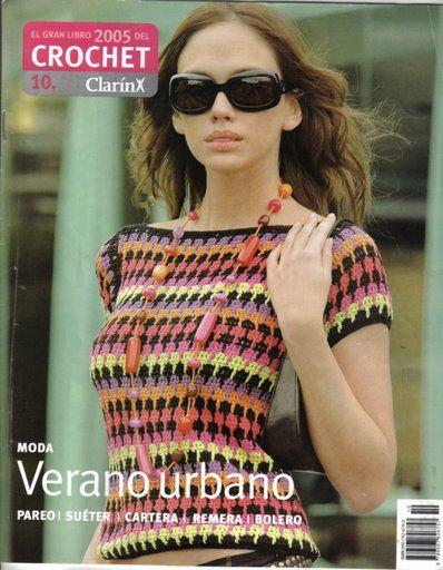 ClarinX crochet 2005-10 - Osinka.ClarinX - Álbumes web de Picasa