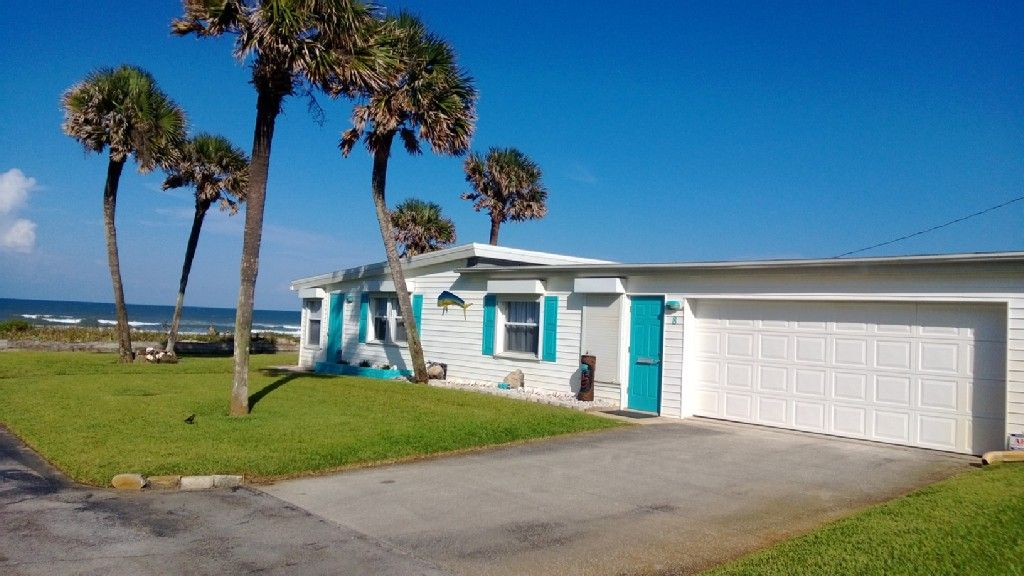 Vrbo 338888 Direct Oceanfront 3 2 Home In The Daytona Ormond Beach Area