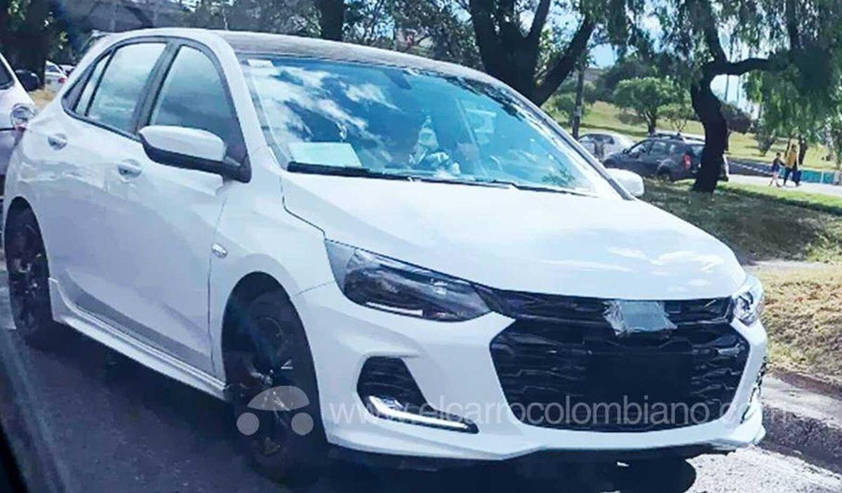 Esportivo Brasileiro Chevrolet Prueba El Onix Rs En Toda