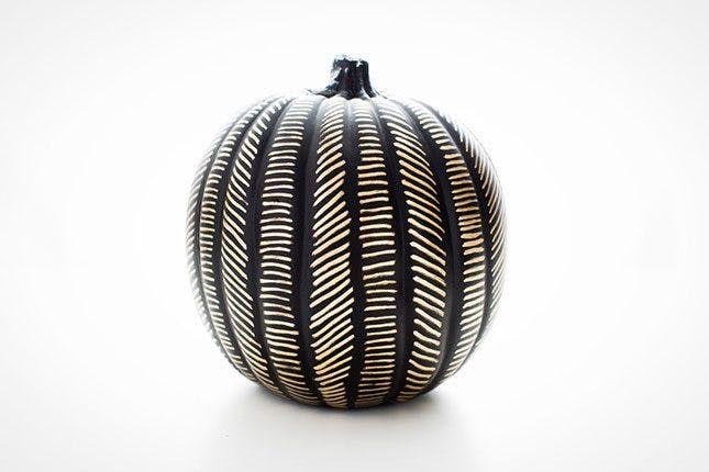 40 Creative Pumpkin Painting Ideas for a No-Mess Halloween