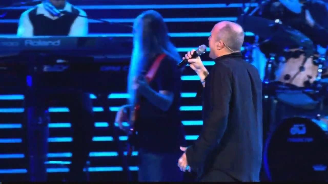 Phil Collins Can T Stop Loving You Live At Paris 2004 Hq