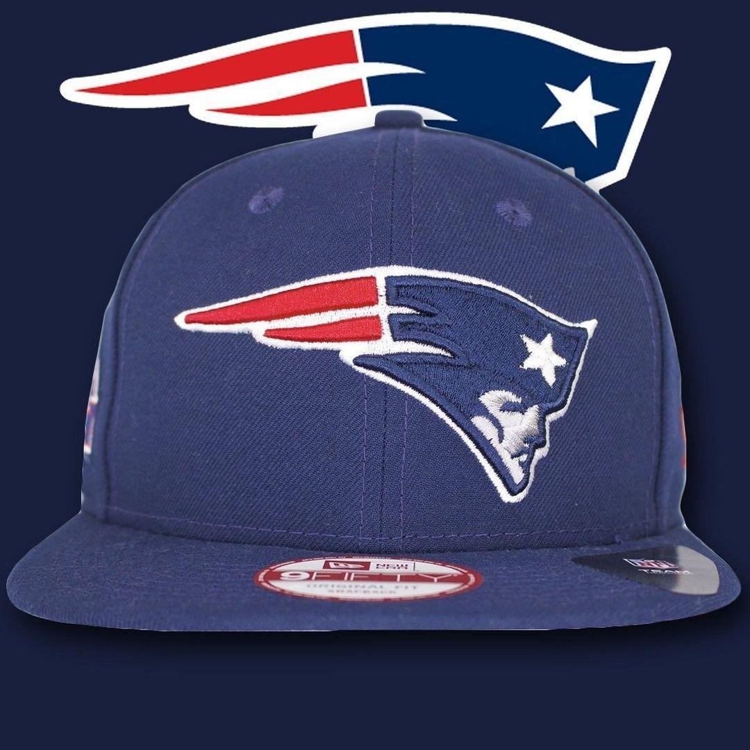 New England Patriots Throwback 4x Super Bowl Champions Snapback Hat New England Patriots New England Patriots Logo Patriots