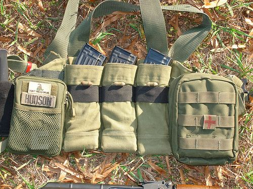 Custom Chicom Chest Rig | Chest rig, Gear sets, Tactical gear