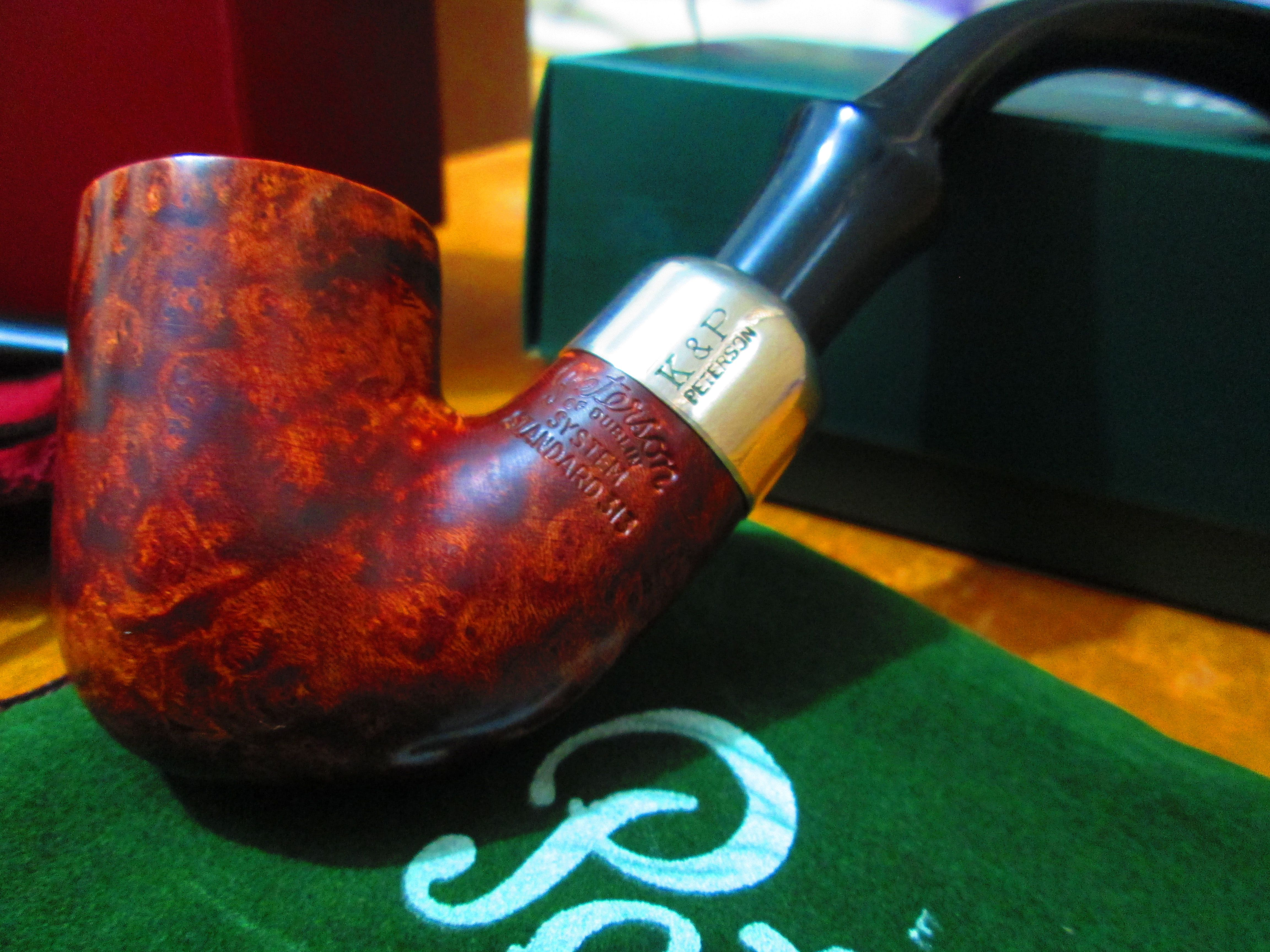 Peterson System Standard 313, private collection.