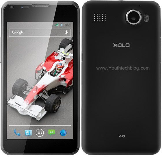 Xolo Recently Launched Xolo LT900 Smartphone In India For