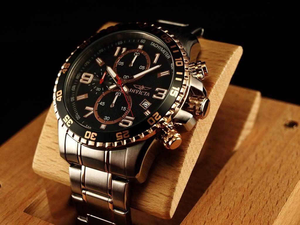 Kết quả hình ảnh cho Đồng hồ Invicta