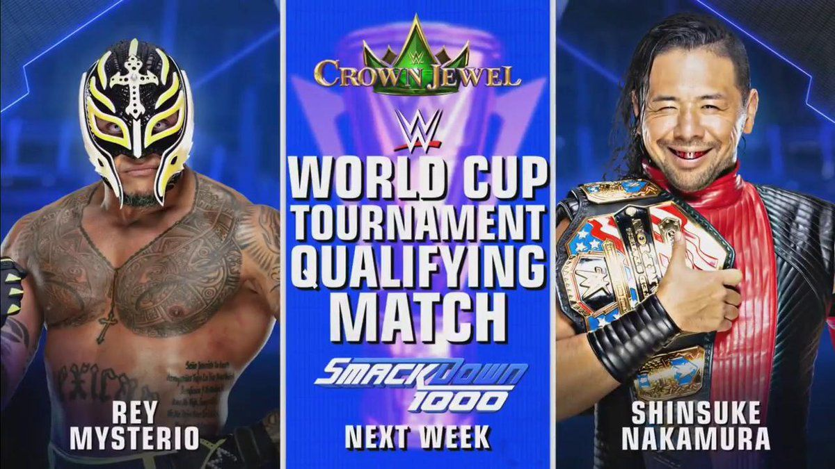 Complete World Cup Participants Announced For WWE Crown