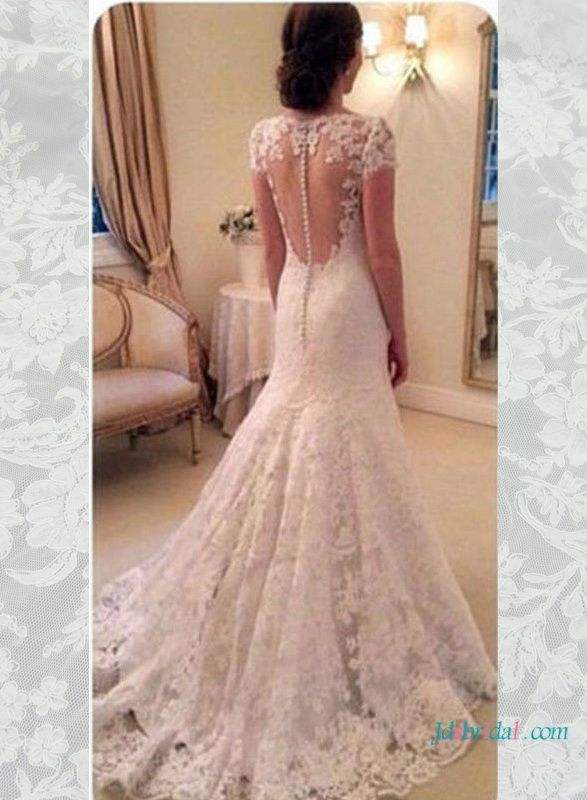 Pin On Mermaid Wedding Dresses Lace Satin Tulle Fishtail Wedding