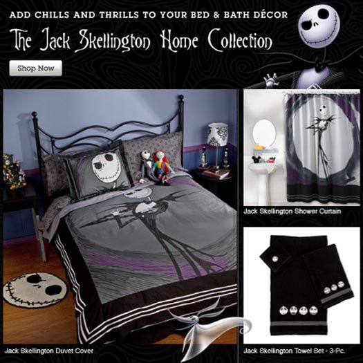 The Nightmare Before Christmas Room Set. I Would Love To
