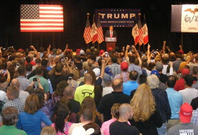 Keep Your Hate Out Of Our State: My Experience At Trump's Rally In Burlington | The Odyssey