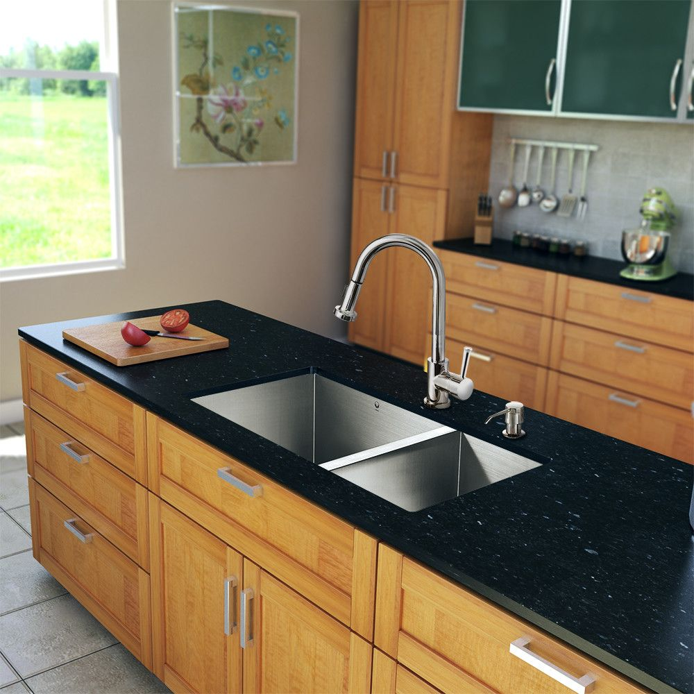 Placement Of Garbage Disposal 70 30 Sink Google Search Farmhouse Sink Kitchen Stainless Steel Farmhouse Kitchen Sinks Stainless Steel Kitchen Sink Undermount