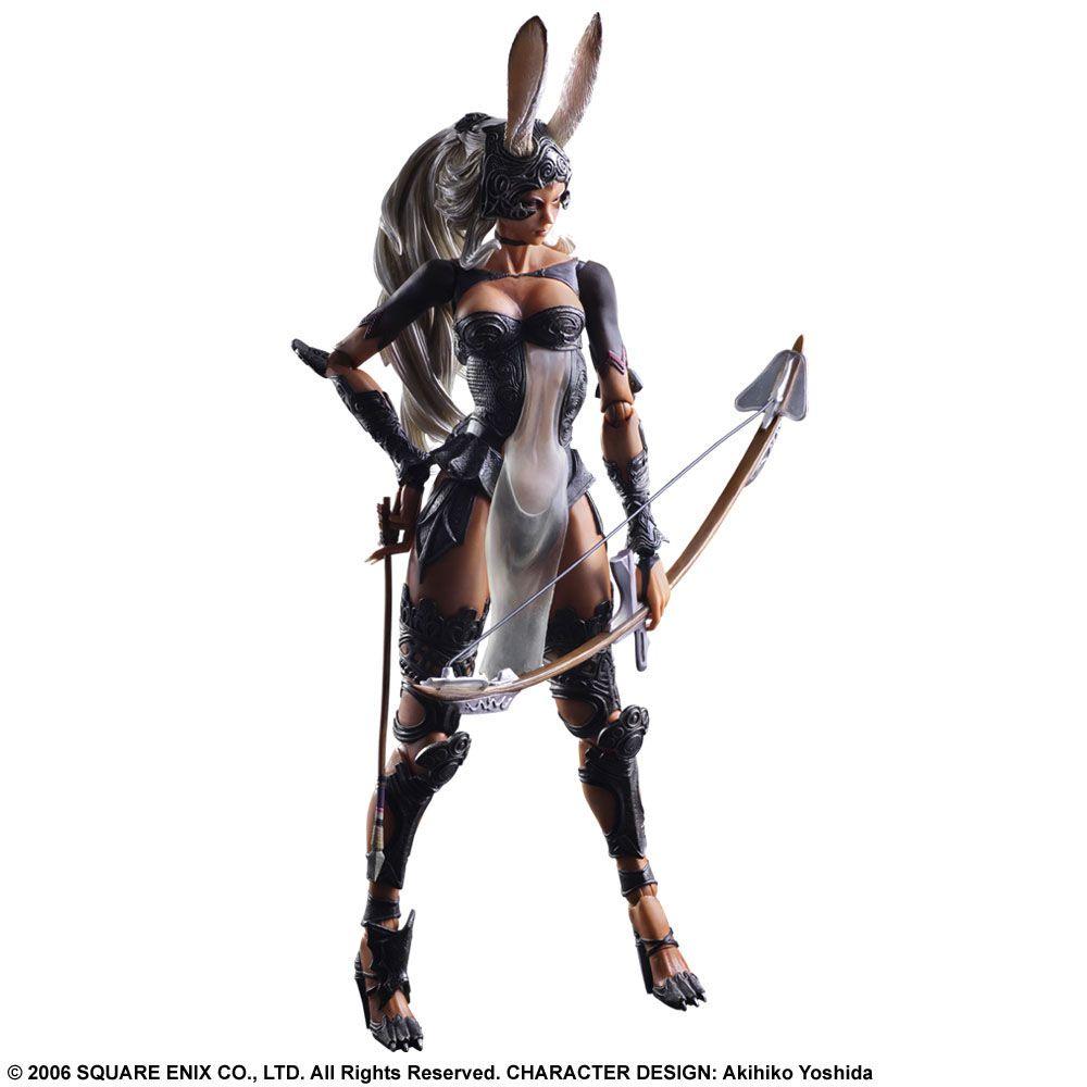 Final Fantasy XII Play Arts Kai Action Figure Fran 31 cm ( Square Enix )