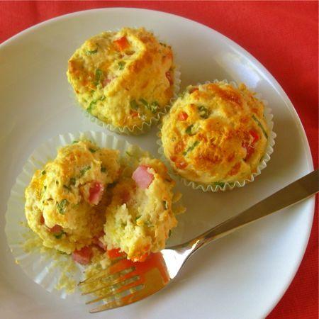 Update Ham And Cheese Buttermilk Breakfast Muffins Breakfast Muffins Ham Cheese Breakfast Recipes