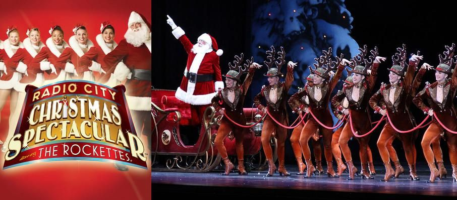 Radio City Christmas Spectacular Radio City Music Hall New York Christmas Spectacular Radio City Best Broadway Shows