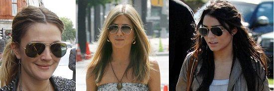 imagenes de mujeres con gafas ray ban