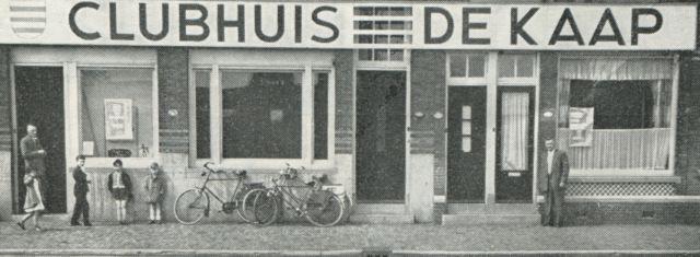 Clubhuis De Kaap foto
