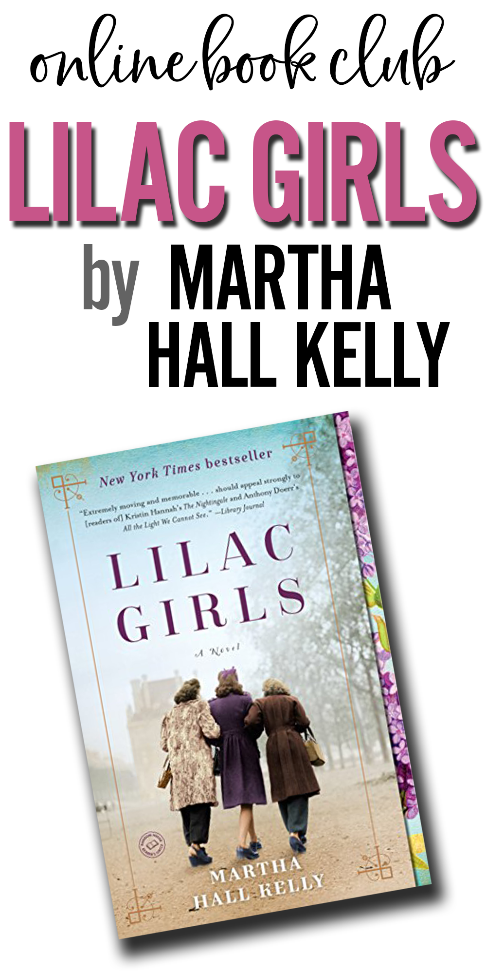 Inspired by Victoria: Lilac Girls by Martha Hall Kelly
