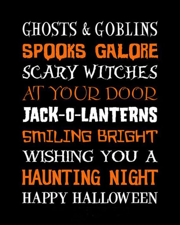 30 Spooktacular Halloween Quotes And Sayings Nice Ideas