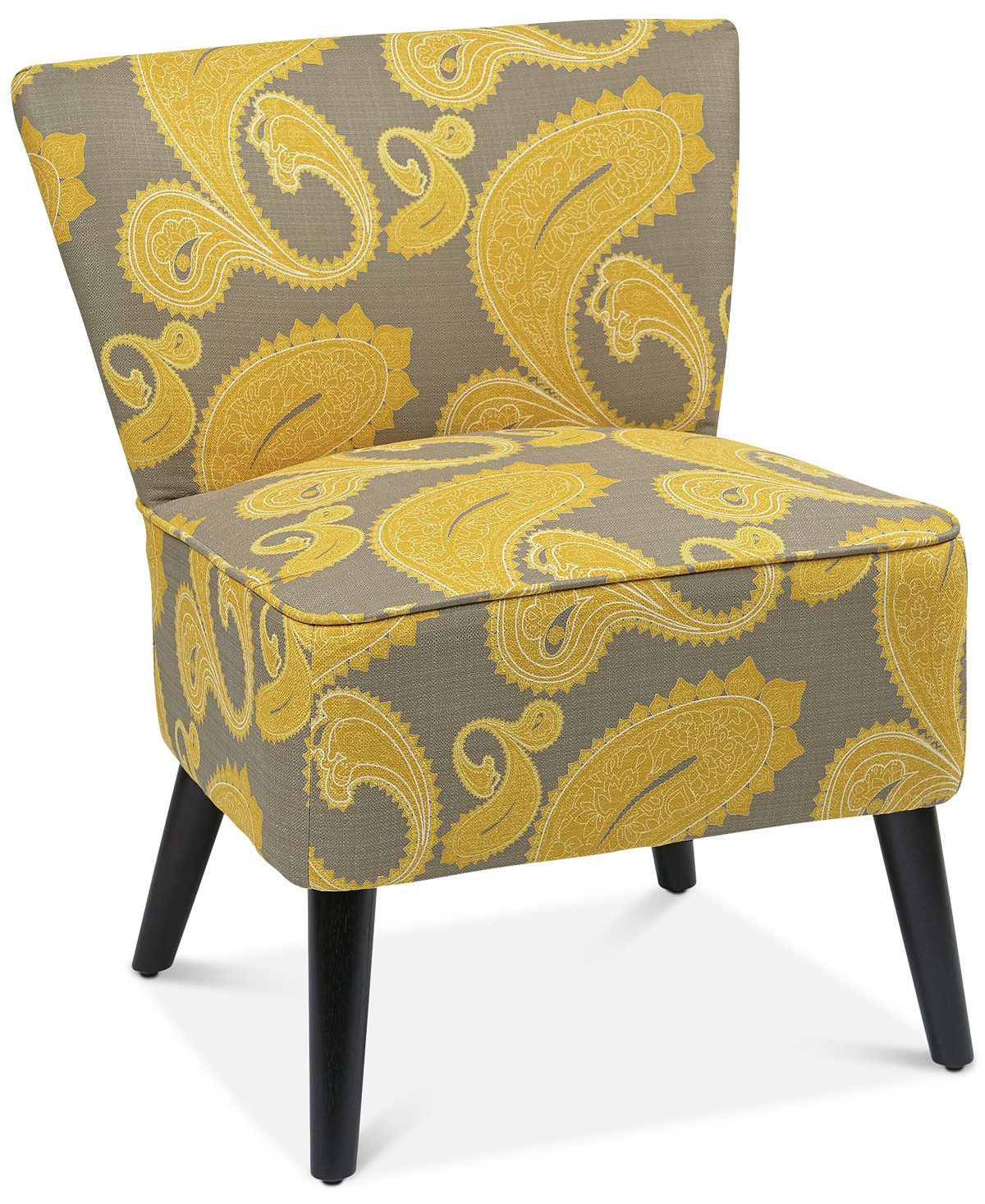 leeza accent chair quick ship  furniture  macy's  accent  - leeza accent chair quick ship  furniture  macy's