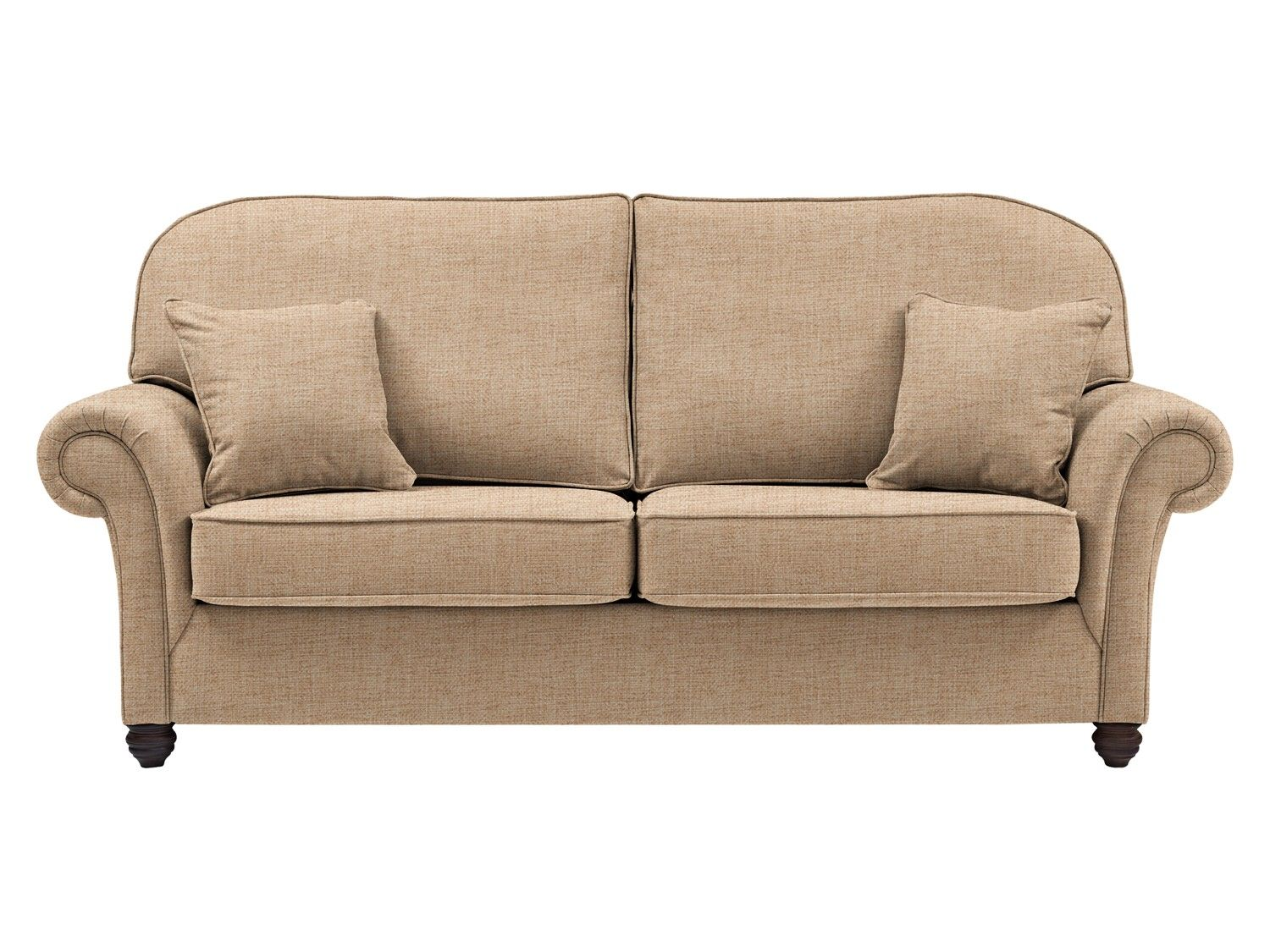 The Wardour 2 Seater Sofa Bed Willow Hall