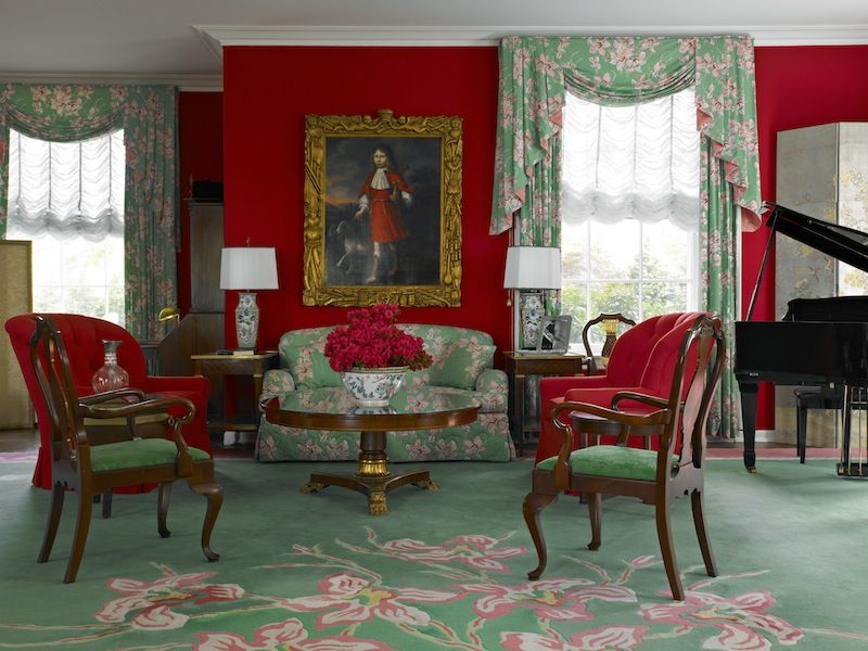 Presidential Suite 2 With Images Greenbrier Resort Interior
