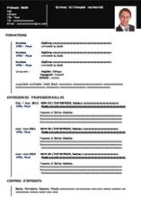 50 Modeles De Cv A Telecharger Gratuit Au Format Word Administration