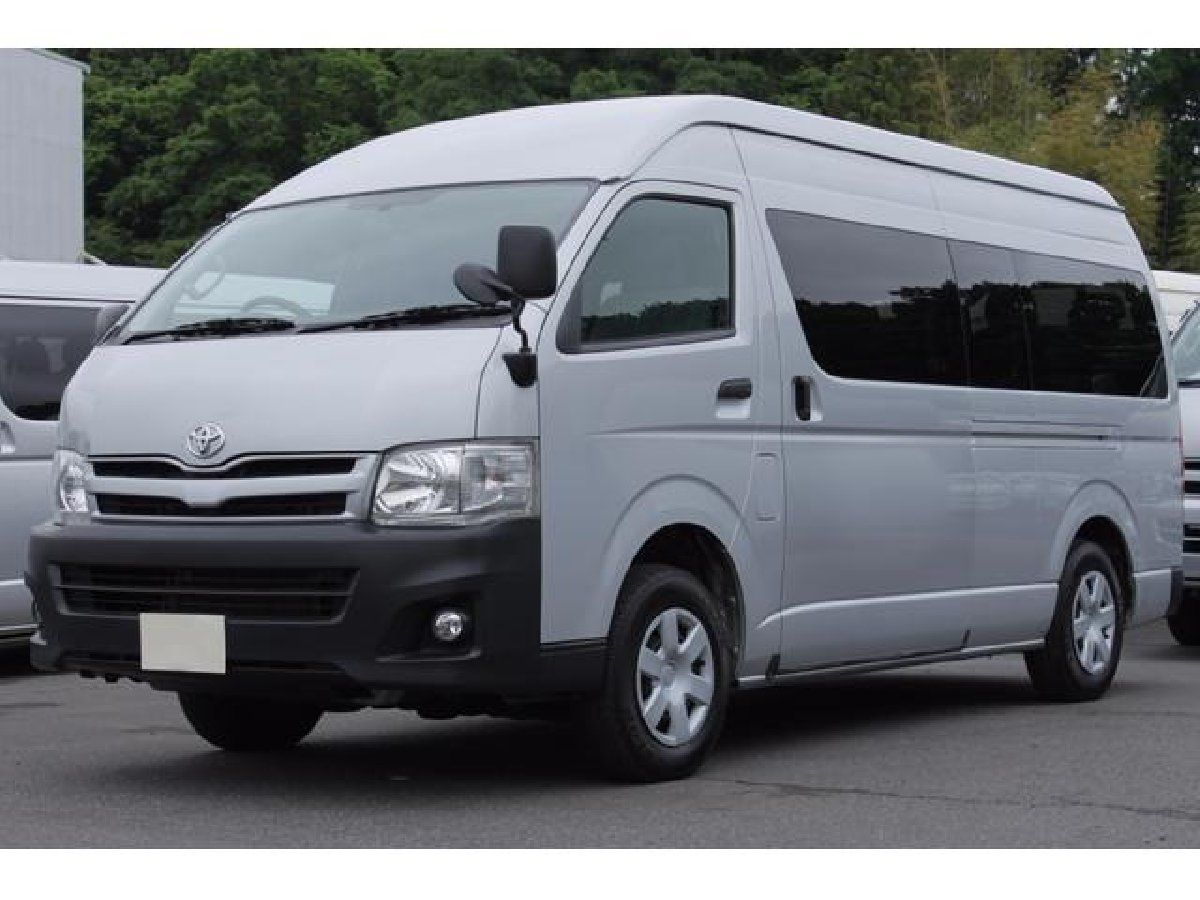 Pin by Bareera shahid on cars Toyota hiace, Commercial