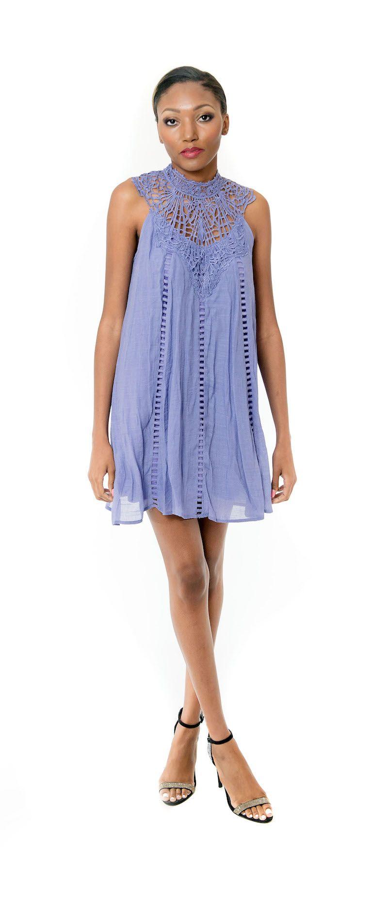Lavender Dress | Boho Chic Fashion | Pinterest | Blusas