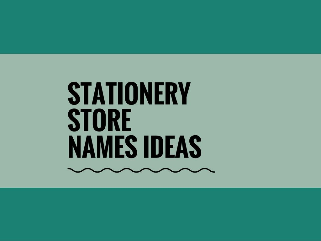 367 Creative Stationery Store Names Ideas Thebrandboy Com Store Names Ideas Stationery Store Creative Stationery